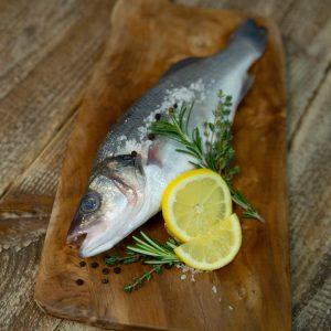 Vishandel Krijgsman Hillegom verse vis zeebaars